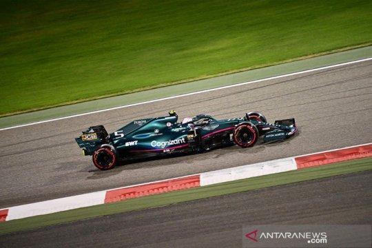 Vettel diganjar penalti lima poin