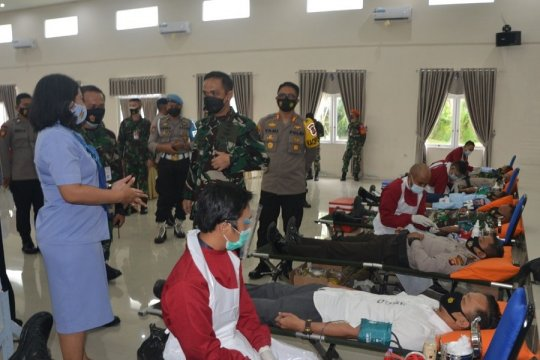HUT ke-75, Kadispenau: Momentum TNI AU bantu penanggulangan COVID-19