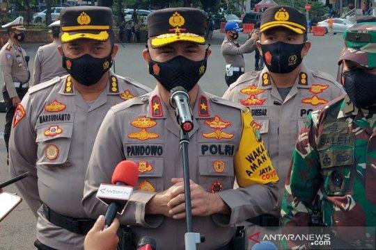 Polda Metro-Kodam Jaya gelar patroli gabungan