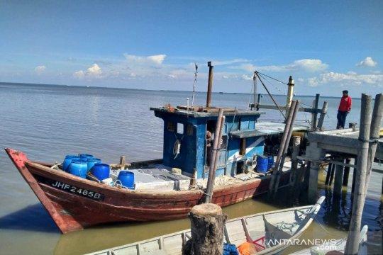 Bakamla-DKP Riau tangkap enam kapal pencuri ikan