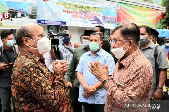 JK beri dukungan kepada Uskup Agung Makassar