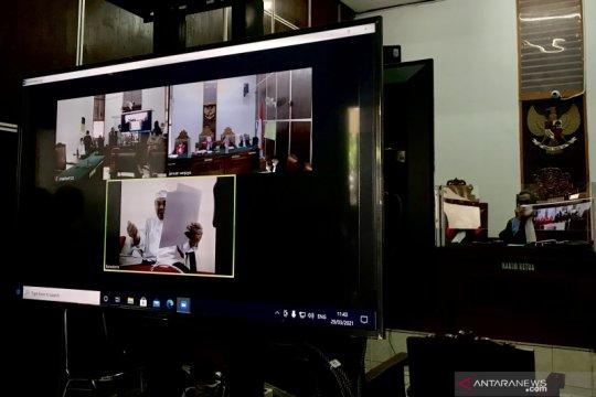 Sidang pledoi Gus Nur di PN Jaksel terhambat gangguan Internet