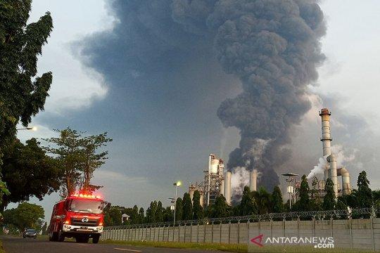 DPD minta evaluasi menyeluruh agar tidak ada lagi kilang terbakar