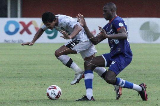 Pelatih Persiraja tetap puji pemain meski ditekuk Bali United 0-2