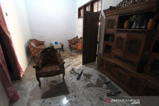 Jumlah kerusakan rumah dampak ledakan kilang Pertamina terus didata