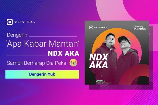 NDX AKA dan DJ Nofin Asia hadirkan unsur rap dan koplo remix di JOOX