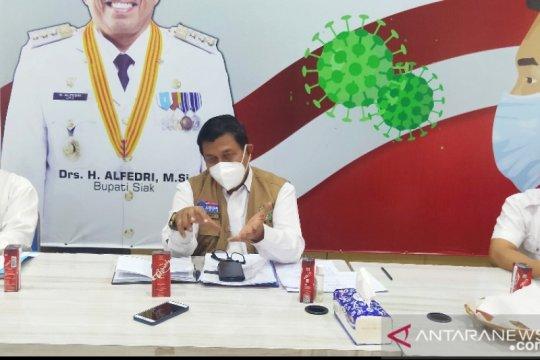 Ada 20 tambahan, positif COVID-19 di Siak-Riau tembus 2.524 kasus