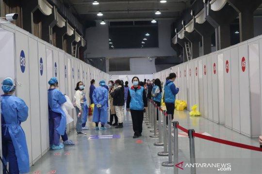 China laporkan lonjakan terbesar harian COVID-19 dalam 2 bulan