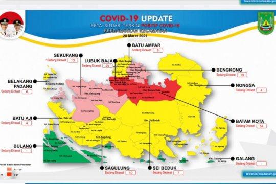 Siswa positif COVID-19, satu sekolah tatap muka di Batam ditutup lagi