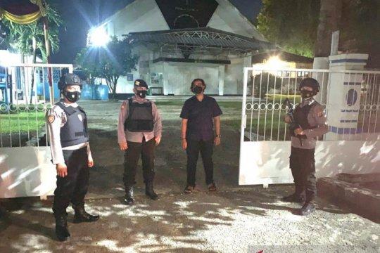 132 personel Polres Belitung jaga perayaan Jumat Agung