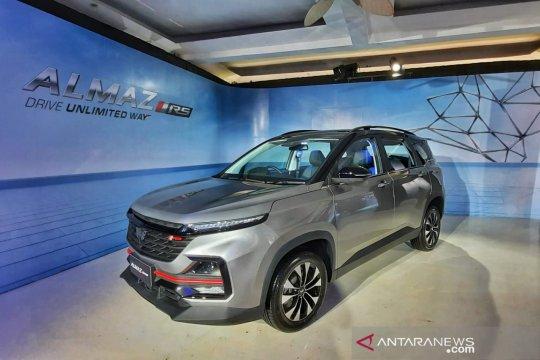 Wuling Almaz RS diresmikan dengan harga mulai Rp350 juta