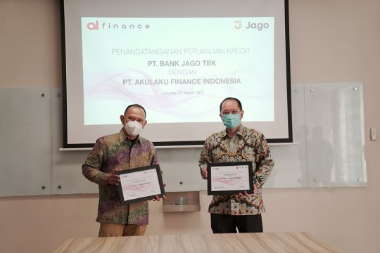 Akulaku Finance tingkatkan kolaborasi dengan Bank Jago