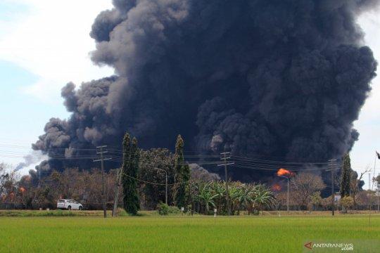 Kilang Balongan terbakar, Anggota Komisi VII minta tim investigasi