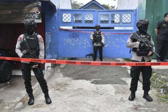 Satu terduga teroris ditangkap di Kabupaten Bekasi