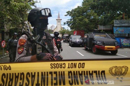 AS kutuk keras peristiwa pengeboman di Gereja Katedral Makassar