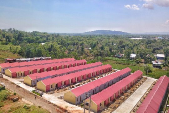 Kementerian PUPR: 2.063 rumah di NTB akan dapat bantuan PSU tahun 2022