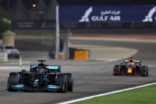 Race director jelaskan kontroversi limit trek pascakemenangan Hamilton