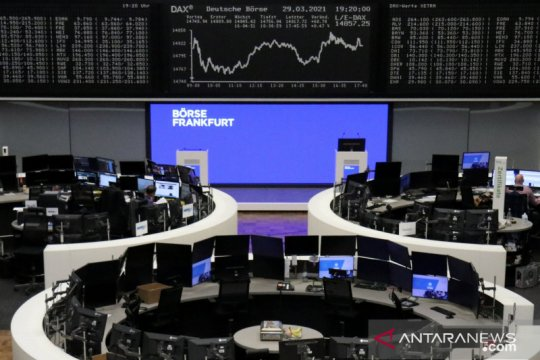 Saham Jerman menguat lagi, indeks DAX 30 terangkat 0,33 persen