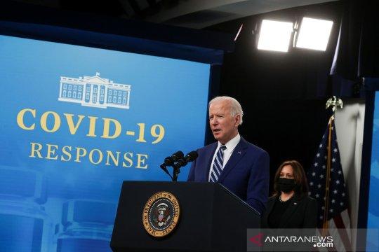 Biden larang sebagian besar perjalanan ke AS dari India