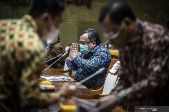 Komisi VII DPR dukung kepastian hukum kelembagaan BRIN