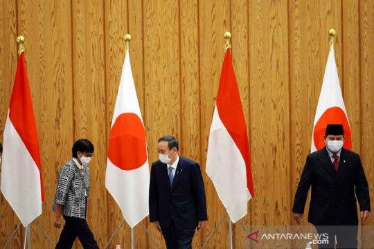 Kerjasama Indonesia-Jepang dalam penanganan pandemi COVID-19