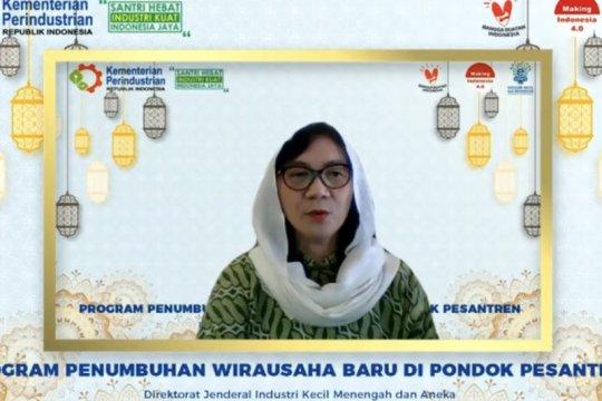 Kemenperin lanjutkan program santripreneur di Jateng dan Yogyakarta
