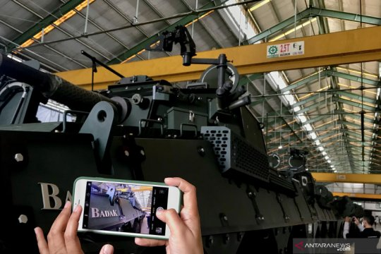 Pindad siap ekspor peluru ke Thailand, Bangladesh, AS tahun ini
