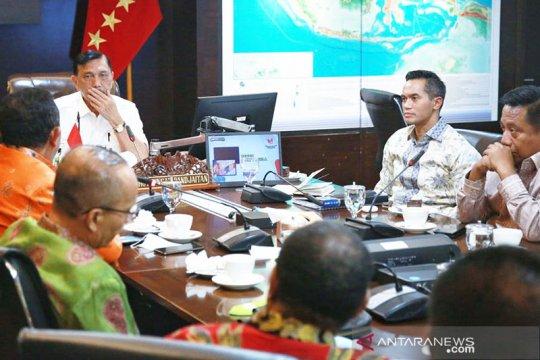 Menko Luhut: Pemerintah tak ikut campur kontestasi Ketua Umum Kadin