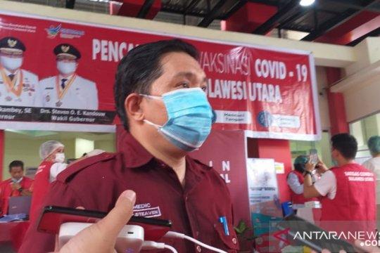 Angka kesembuhan pasien COVID-19 di Sulut 81,5 persen