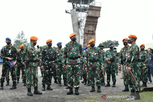 Kasau: Korpaskhas ujung tombak kekuatan TNI AU dalam operasi udara
