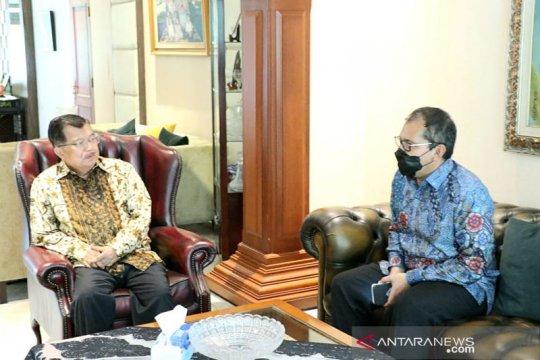 JK minta Wali Kota Makassar pantau stabilitas keamanan