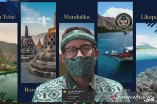 Sandiaga Uno siap bantu kembangkan wisata Gresik