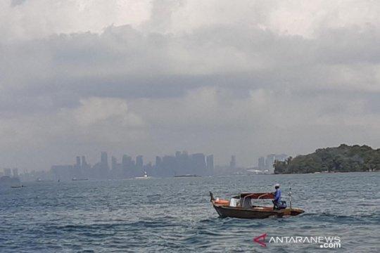 Lirih rindu dari perbatasan Indonesia-Singapura