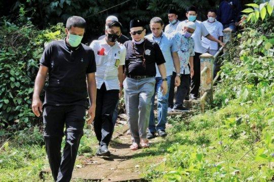 Ketua DPD RI soroti alih fungsi hutan di Pulau Jawa