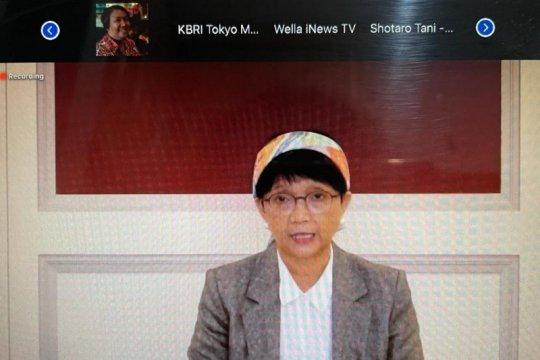 Menlu Retno: penggunaan kekerasan di Myanmar tak dapat diterima
