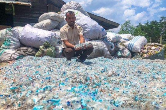 Ketika bank sampah mampu membuat ekonomi desa tetap berdenyut