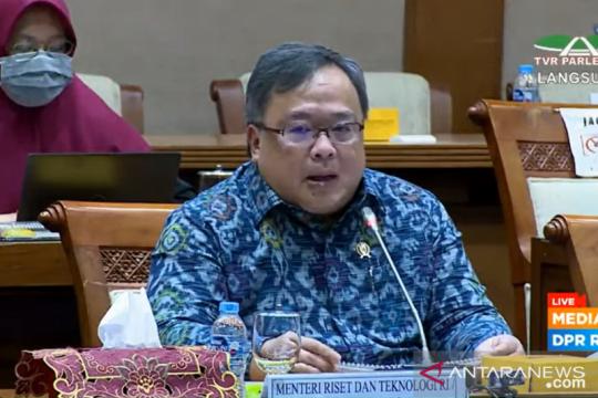 Menristek: Dana APBN untuk riset dan inovasi di Indonesia masih rendah