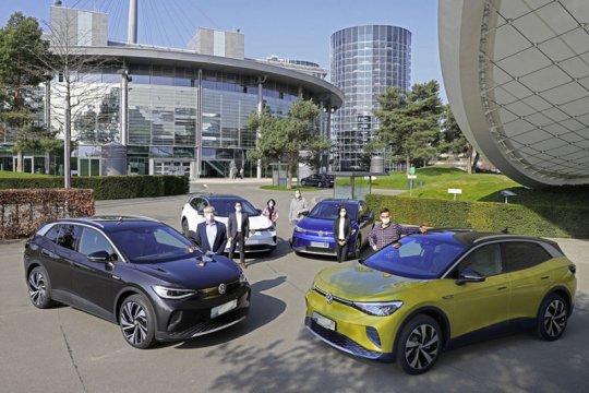 150.000 VW ID.4 dikirim ke seluruh dunia tahun ini