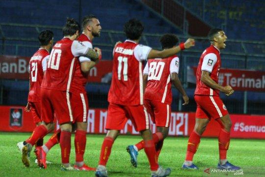 Persija melaju ke perempat final usai pecundangi Bhayangkara Solo FC