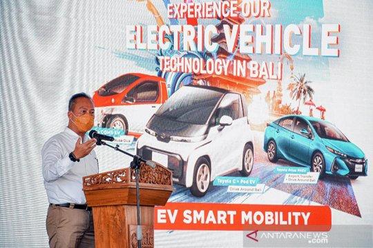 Menperin targetkan produksi 600.000 mobil listrik pada 2030