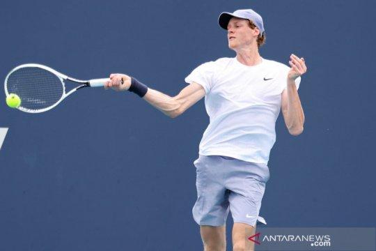 Sinner tingkatkan peluang lolos ke ATP Finals dengan gelar di Antwerp