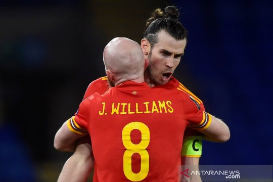 Kualifikasi Piala Dunia 2022: Wales kalahkan Republik Ceko 1-0