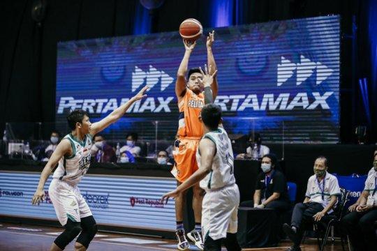 Pelita Jaya catat sembilan kemenangan berturut-turut