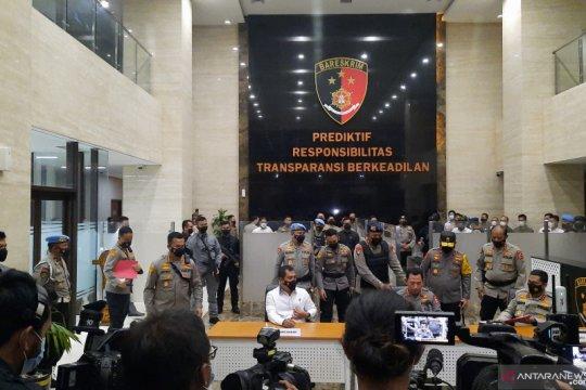Kapolri: 23 orang ditangkap terkait bom Gereja Kathedral Makassar