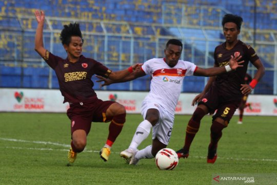 PSM Makassar melaju ke perempat final Piala Menpora 2021
