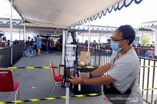 Wartawan Purwokerto protes karena dilarang liput Sentra Vaksinasi BUMN
