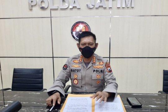 Densus 88 tangkap dua terduga teroris di Jatim