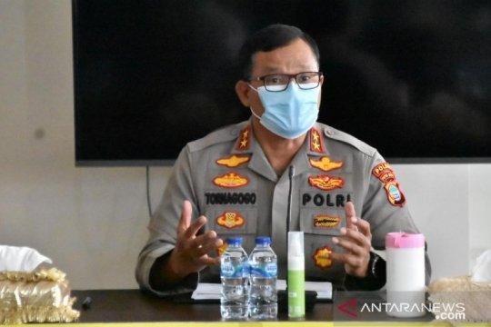 Kapolda: Pengamanan Markas Polda Papua Barat diperketat