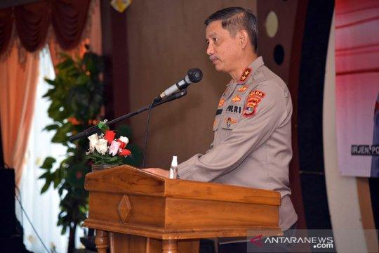 Kapolda Lampung sebut pelaku pencurian kendaraan bermotor masih muda
