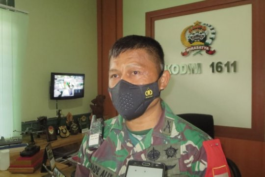 Dandim Badung: Belum ada indikasi pergerakan terorisme di Bali